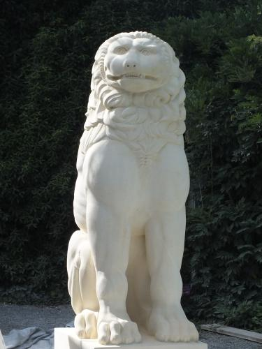 lion of Chaeronea replica