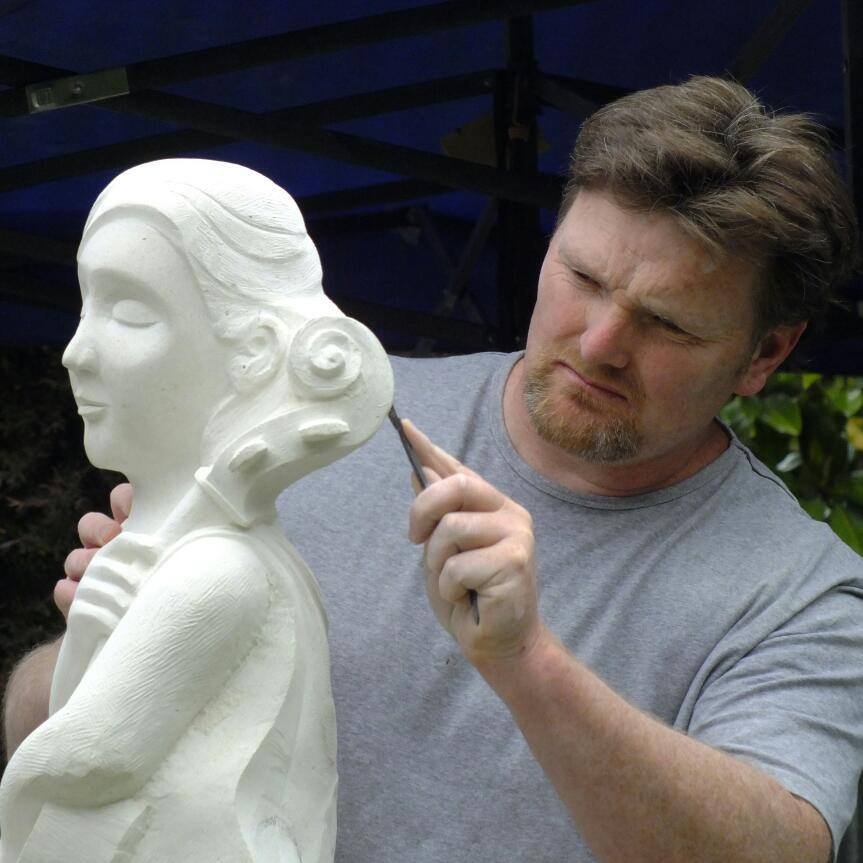 Learn stone carving