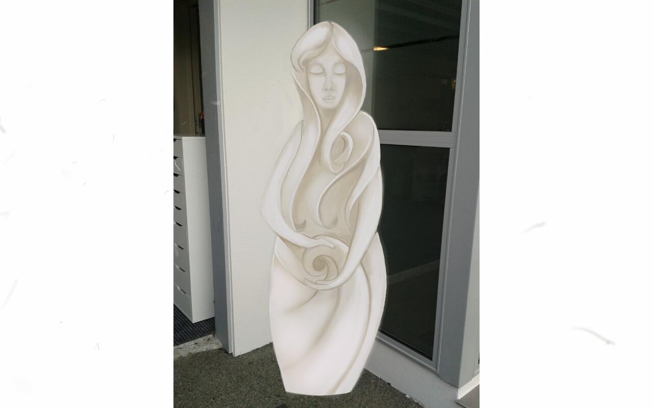 reiki sculpture