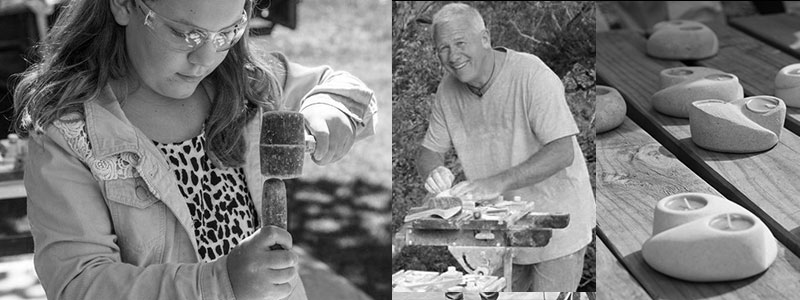 stone carving workshops
